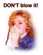 Don't blow it!